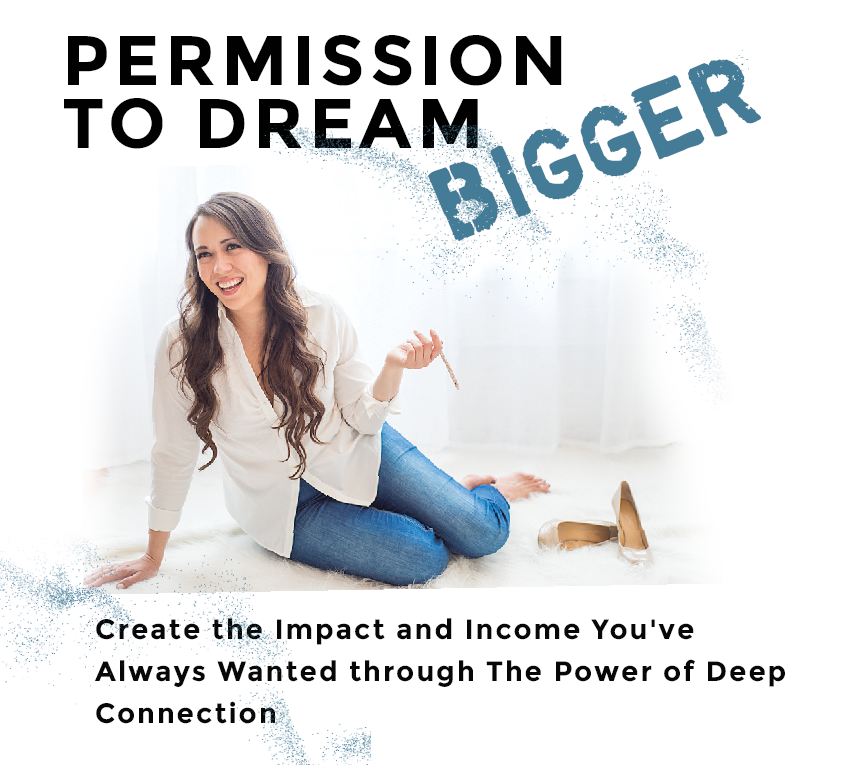 Permittion to dream bigger mobile